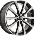 "It wheels Alice Gloss Black & Polished 17""(EW430810)"