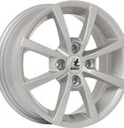 "It wheels Alisia Silver 15""(EW419744)"