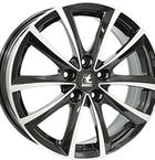 "It wheels Elena Black - Polished 18""(EW419871)"