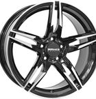 "Monaco Grandprix 1 Black & Polished 17""(EW420111)"