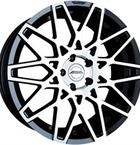 """ASA GT4 Black & Pol. 18""""(EW226687)"""