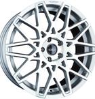 "ASA GT4 Silver & Pol. 18""(EW227048)"
