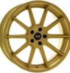 "TEC by ASA Gt7 Gold 19""(EW324273)"