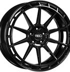 "TEC by ASA Gt8 Black Glossy 19""(EW412182)"