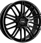"""Rial Kibo Black & Polished 17""""(EW368616)"""