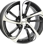 "Monaco MC10 Gloss Black & Polished 18""(EW428931)"