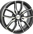 "Monaco MC11 Gloss Black & Polished 18""(EW428886)"