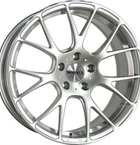 "Monaco Mirabeau Silver 17""(EW189099)"