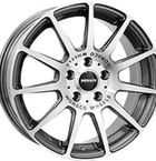 "Monaco Rallye Anthracite & Polished 17""(EW332050)"