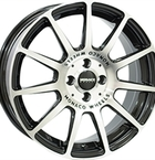 "Monaco Rallye Black & Polished 17""(EW334999)"