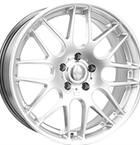 "Fox Racing Rivadtm Hyper Silver 20""(EW331949)"