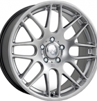 "Fox Racing Rivadtm Silver 18""(EW427494)"