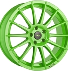 "TEC by ASA TEC AS2 Race Light Green 17""(EW301579)"