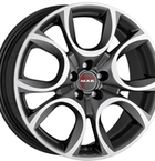 "MAK Torino W GM Mirror Face 14""(EW222026)"