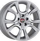 """MAK Torino W Silver 14""""(EW222457)"""