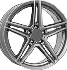 """Rial UniWheels M10 Metal Grey 16""""(EW297550)"""