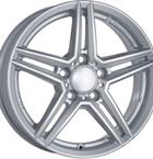 """Rial UniWheels M10 Polar Silver 16""""(EW335656)"""