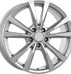 """Rial UniWheels M12 Polar Silver 17""""(EW432209)"""