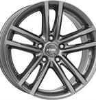 """Rial UniWheels X10 Metal Grey 16""""(EW297611)"""