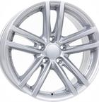 """Rial UniWheels X10 Polar Silver 16""""(EW297627)"""