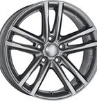"""Rial UniWheels X10x Metal Grey 18""""(EW420642)"""