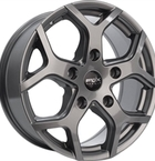 "Fox Racing Viper4 Fx Anthracite Dark 18""(EW419771)"