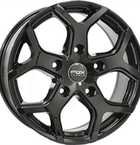 "Fox Racing Viper4 Gloss Black 18""(EW353056)"