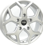 "Fox Racing Viper4 Silver 18""(EW334953)"