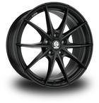 "Sparco Trofeo 5 Black 17""(W2906200153)"