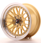 "Japan Racing JR10 15""(WTJR10158041574GD-4x100-15)"