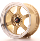"Japan Racing JR12 15""(WTJR12157542673GD-4x100-26)"