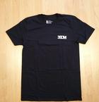 3SDM - T-Shirt med hvid tryk (M)()