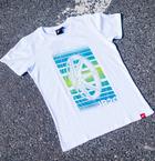 Japan Racing - T-Shirt JR20 Hvid (S) Mænd()
