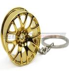 3SDM nøglering guld(3SDM nøglering 3)