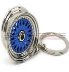 BBS RS nøglering blå(RS nøglering 1)