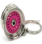 BBS RS nøglering pink(RS nøglering 3)