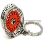 BBS RS nøglering rød(RS nøglering 2)