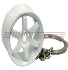 TE37 nøglering hvid(TE37 nøglering 2)