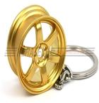 TE37 nøglering guld(TE37 nøglering 1)