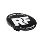 Rotiform RF Centerkapsel Sort Med Sølv RF(32170BC)