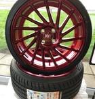 KW Series S11 7,5x17 4x100 ET35(demo46)
