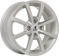 "It wheels Alisia Silver 15"""