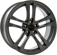 TEC by ASA As4 Gunmetal 16""
