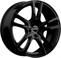 GMP DEDICATED Astral Glossy Black 17""