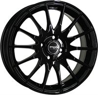 Fox Racing FX4 Gloss Black 14""