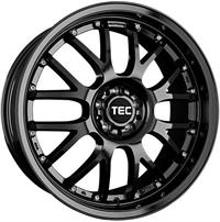 """TEC by ASA Gt-Ar1 Black Glossy 18"""""""
