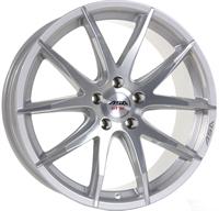 "ASA GT3 Silver & Pol. 18"""