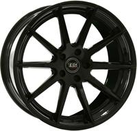 "TEC by ASA Gt7 Black Glossy 20"""