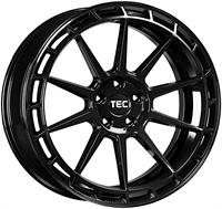 "TEC by ASA Gt8 Black Glossy 19"""