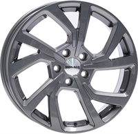 Monaco Pace Anthracite Dark 18""